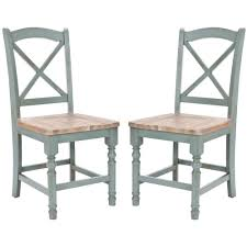 Safavieh Dining Room Chairs by Safavieh Blue Dining Chairs U0026 Benches Kitchen U0026 Dining Room