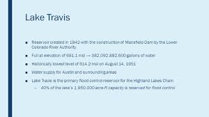 Lower Colorado Water Supply Outlook January 1 2016 Lake Travis Drought Katie Born Goal Map The Drought Severity In