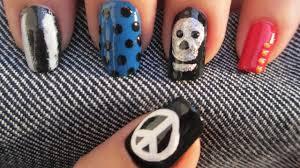 big bang 빅뱅 bad boy nail art youtube