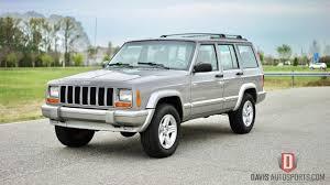 2001 jeep sport engine for sale davis autosports 2001 xj limited 92k