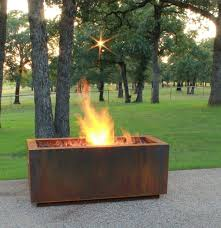 Fire Pit Gas Ring by Cor Ten Steel Fire Pit Gas Fire Pits Hidden Tank Fire Pits