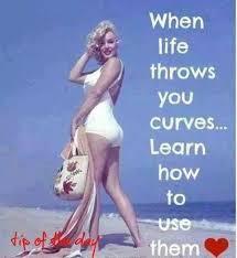 Marilyn Meme - mock a meme 8 curves the box in the closet