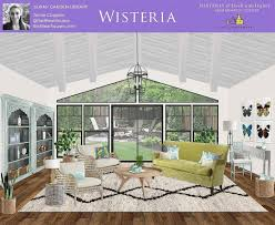 wisteria dwell with dignity wisteriamood contest gallery wisteria sunny garden library by redbearsquare