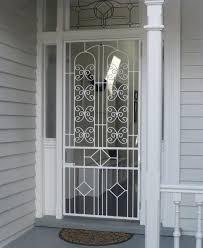 iron grill door designs safety door whlmagazine door collections