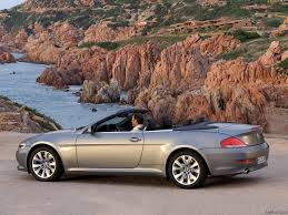 bmw series 5 convertible 2008 bmw 6 series convertible side view photo wallpaper 5