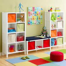 Children Beds 100 Shelves Childrens Bedroom 74cm W X 50cm H Wide Kids Red