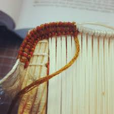 book headband headband endband gallery ibookbinding free bookbinding