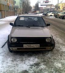 отзыв владельца о Volkswagen Golf 1989 механика хэтчбек 292898 км