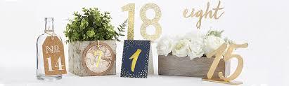 Wedding Table Number Holders Wedding Table Numbers Table Number Holders
