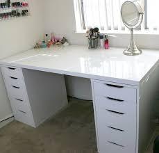 makeup organizer ikea alex home design ideas