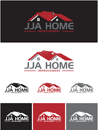 Logo Design Contests  JJA Home Improvement Logo Design  Design - Home improvement design