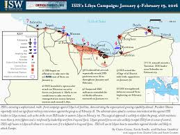 Islamic State Territory Map by The Islamic State In Libya Foreign Policy Blogs