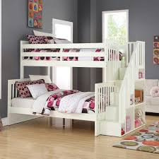 Double Deck Bed Designs Pink Bunk And Loft Beds Costco