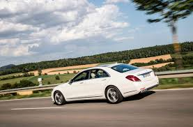luxury mercedes the new mercedes benz s class a leader in luxury road tests