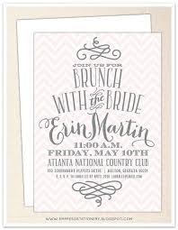 wedding shower brunch invitations bridal breakfast invitations kawaiitheo