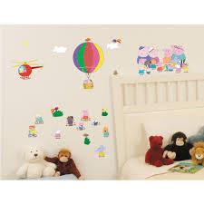 Peppa Pig Room Decor Peppa Pig Bedding U0026 Bedroom Accessories New Free Shipping Ebay
