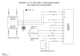 anyone running the ford esc system on thier zetecs