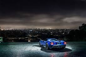 ford supercar concept wallpaper ford gt supercar concept blue sports car luxury