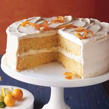 orange cream layer cake recipe land o u0027lakes
