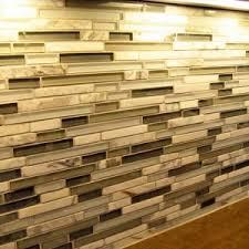 lowes kitchen backsplashes modern kitchen decoration with lowes mosaic tile backsplash black