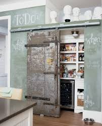 kitchen door ideas kitchen pantry design ideas sliding barn door home interiors