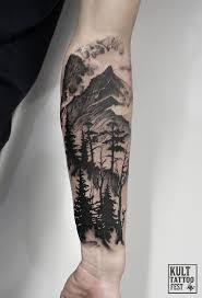 best 25 nature tattoo sleeve ideas on pinterest forest tattoo
