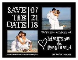 cheap save the date magnets 2 photo save the date magnet lucky ones magnetqueen
