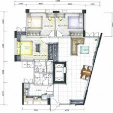 apartment room layout 2d and 3d for designer inspiration