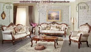 traditional living room sets elegant classical sofa exclusive