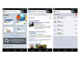 firefox for android mozilla firefox aplikacja android pobierz