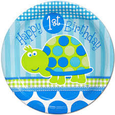 boy 1st birthday turtle 1st birthday boy lunch plates 8 birthday boys turtle and
