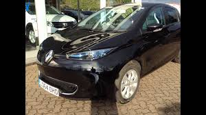 renault zoe 2016 2016 renault zoe diamond black youtube