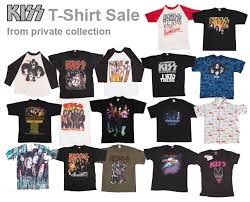collection of t shirts vintage and new up for