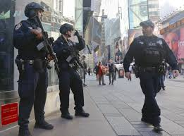 ny times thanksgiving nypd boosts security for thanksgiving parade after threat