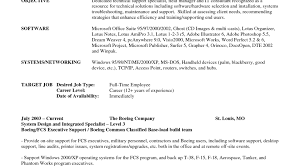 Entry Level Network Technician Resume Sample Cover Letter For Desktop Support Technician Image
