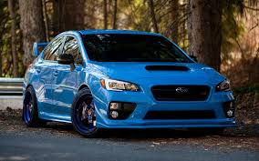 2016 subaru wrx wallpaper subaru wrx sti blue front view 4k ultra hd wallpaper 4k cars