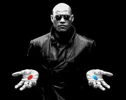 Matrix Meme Generator - matrix morpheus offer blank template imgflip