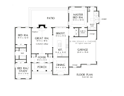 house plan the bentley by donald a gardner architects