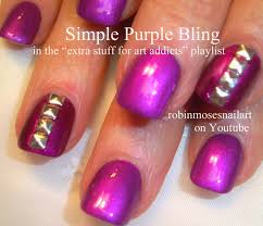 easy nail art for beginners 23 jennyclairefox youtube easy nail