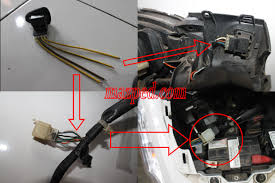 membuat lu led headl motor diy pasang saklar lu utama di vario 125 mazped