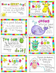 free printable lunch box notes for the entire year happy home