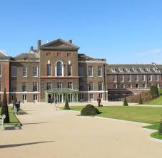 london im kensington palace waren die royals ganz privat welt