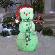 Snowman Lawn Decorations Red Snowman Outdoor Christmas Decorations You U0027ll Love Wayfair