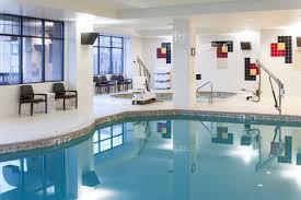 Indoor Pool Amenities Embassy Suites Anchorage