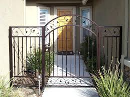 gate for front porch best deck gate ideas on safety gates patio