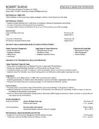 Different Types Of Resume Formats 83 Sample Resume Format For Graduating Students Resume