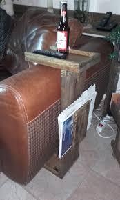 tablette pour canapé tutoriel diy tablette d appoint en bois pour canapé