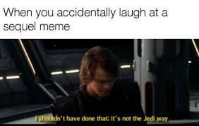 Photo Comment Meme - prequel memes that were borrowed 2