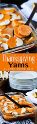 Yam Thanksgiving Recipes Thanksgiving Yams With Protein Glaze Eazy Peazy Mealz