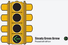 A Flashing Yellow Signal Light Means Flashing Yellow Lights